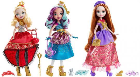 Отважные принцессы