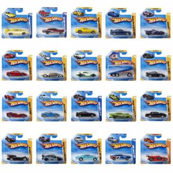 Hot Wheels Машинки базовой коллекции