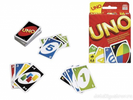 UNO карточная игра