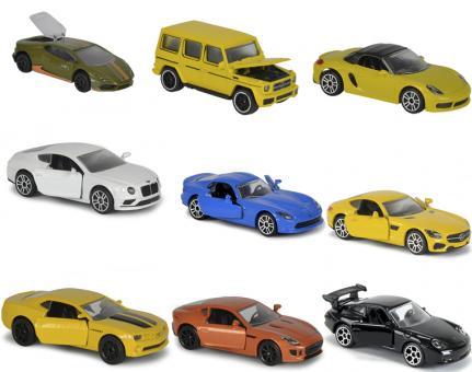 Машинки серии Premium с открывающимися элементами, 7,5см