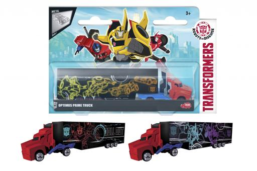 Трансформеры, Трейлер Optimus Prime 20см