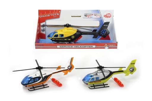 Вертолет, 3 в., 24 см