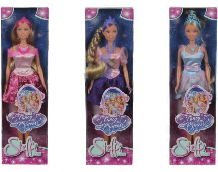 Кукла Штеффи Стильная принцесса, 29 см, 3 вида