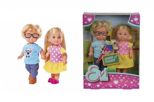 Кукла Еви + Тимми, набор