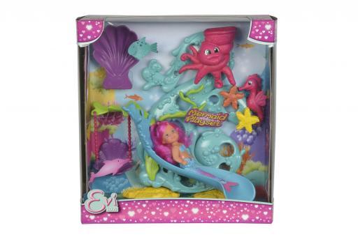 Кукла Еви и морской мир