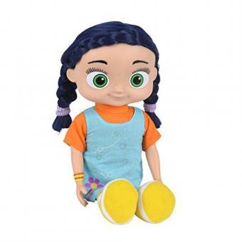 Тряпичная кукла Висспер в базовой одежде, 38 см