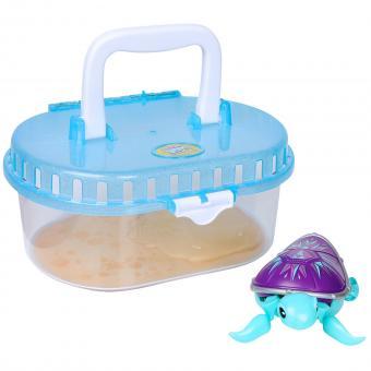 Интерактивная игрушка Черепашка в аквариуме S3