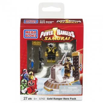 Мини-набор Могучий Рейнджер-герой, черный