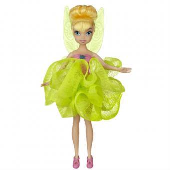 Куклы Волшебные Феи Динь-Динь для игры в ванной, 22,5 см, зеленая