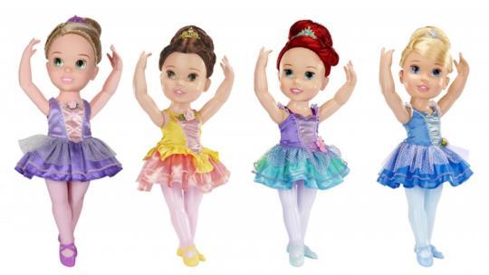 Кукла Малышка Принцесса Disney - балерина в ассортименте