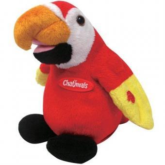 Интерактивная игрушка  Попугай-повторюшка