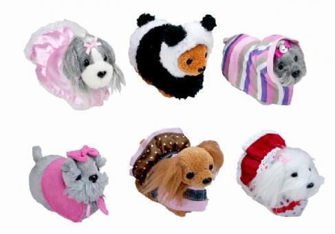Костюмчики для собачек Zhu Zhu Puppies, 6 видов