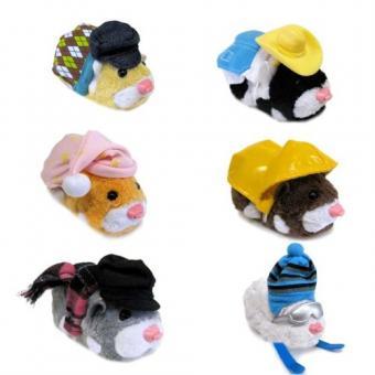 Костюмчики для хомячков Zhu Zhu Pets, 6 видов (серия 2)