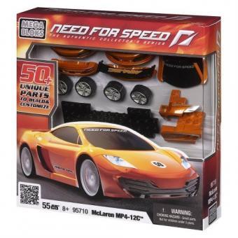 Транспортное средство Машинка NFS, McLaren MP4-12C