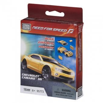 Констуктор с транспортным средством  Need For Speed, Chevrolet Camaro SS