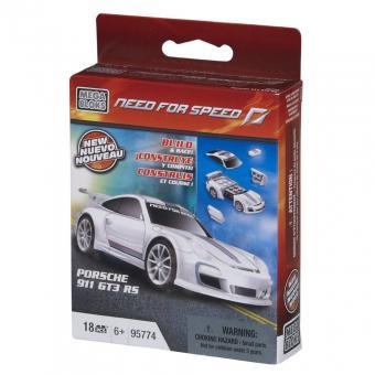 Констуктор с транспортным средством  Need For Speed, Porsche 911 GT3 RS