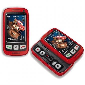 Детский телефон Шпиона Тачки