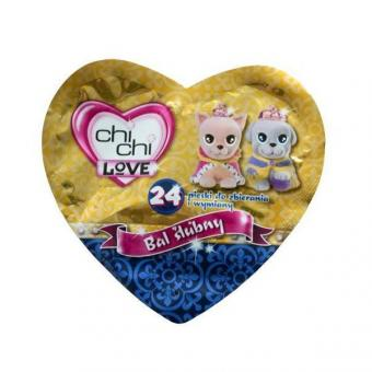 Chi-Chi Love Мини-фигурки Chi-Chi Love Принцессы Свадебный бал, 24 вида
