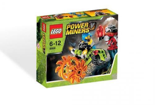 Конструктор LEGO Power Miners Измельчитель камня