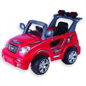 Детский электромобиль Мастер Джип