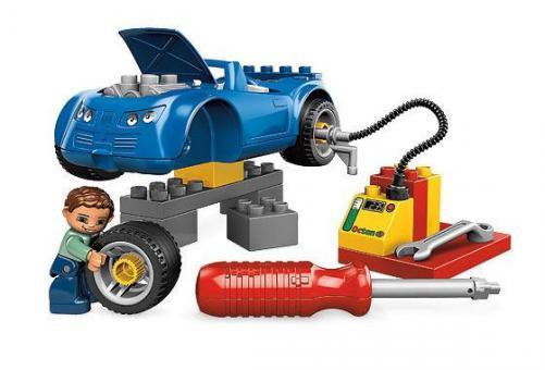 Конструктор Lego Duplo Заправочная станция