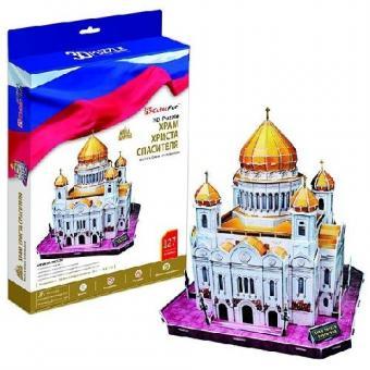 3D Пазл Храм Христа Спасителя