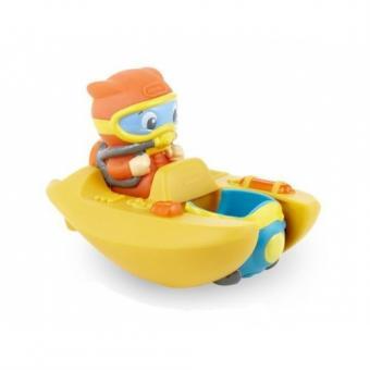Игрушка для ванны Исследователь морских глубин