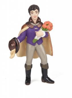 Фигурка Принц с букетом, 9,5 см