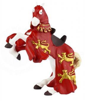 Фигурка Конь короля Ричарда красный, 12 см