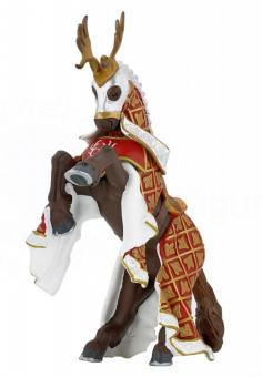 Конь рыцарь оленя
