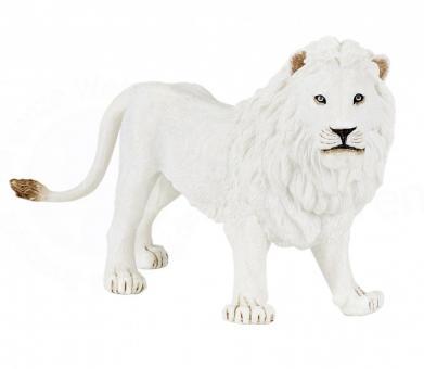 Фигурка Белый лев, 15 см