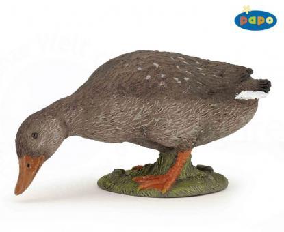 Фигурка Клюющая утка