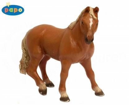 Фигурка Американская четвертьмильная лошадь, 12 см