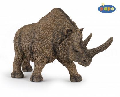 Фигурка Шерстистый носорог, 17 см