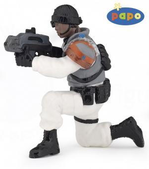 Фигурка Лазерный воин, 9 см