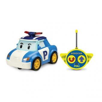 Полицейская машинка Поли на радиоуправлении