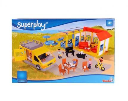 Superplay Игровой набор Дачный участок