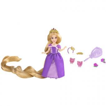 Мини-кукла Disney Принцесса Рапунцель с аксессуарами в асс-те