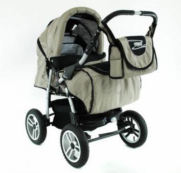 Детская коляска-трансформер Tako Drifter Grey Grey