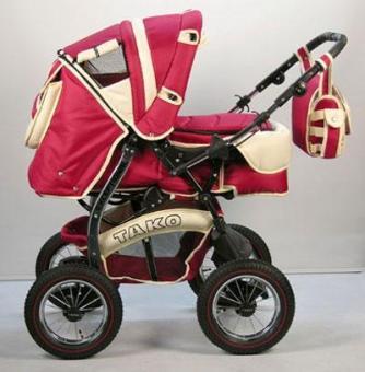 Детская коляска-трансформер Tako Natalia PCL