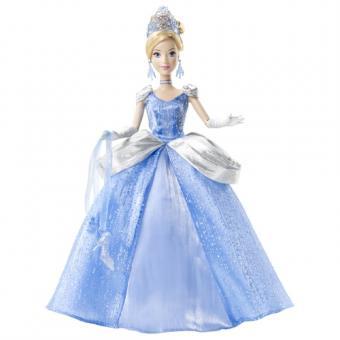 Кукла DeLuxe Disney Принцесса Золушка с аксессуарами