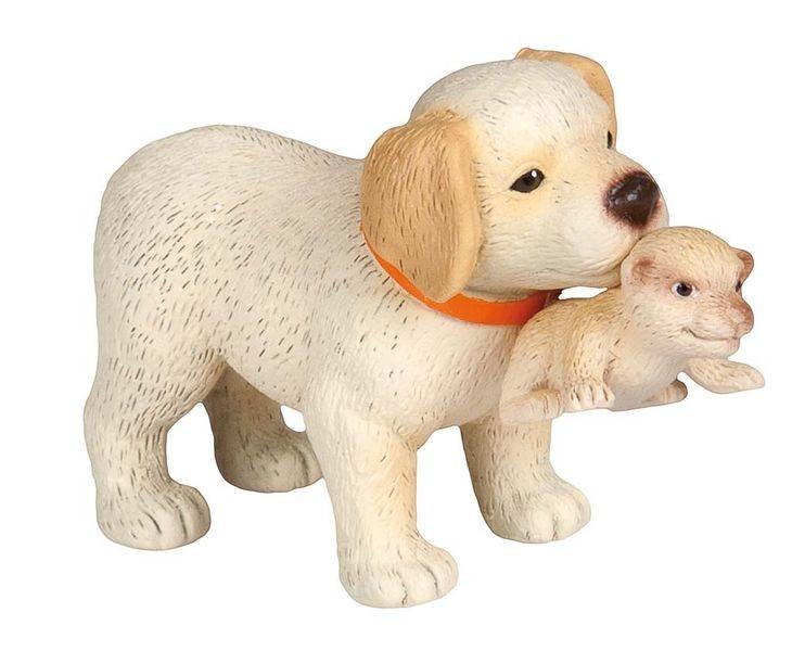 Кошки и собаки игрушки