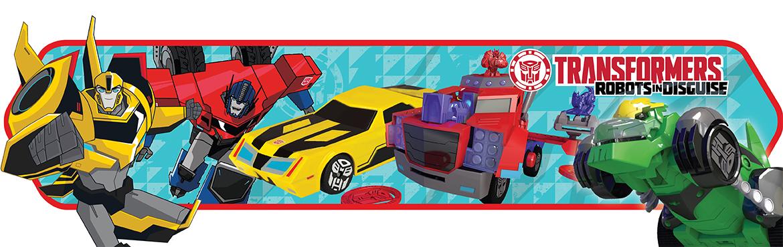 Dickie Трансформеры, Роботы под Прикрытием